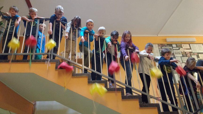 Fallschirme – ja sie fliegen!
